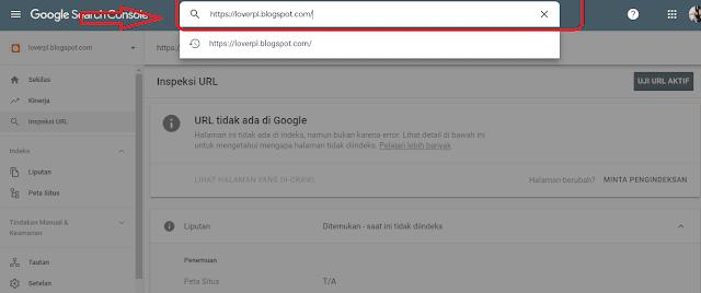 Cara mendaftar Dan Mensubmit Blog Anda Di Google Webmaster (Search Console)