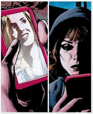 Bad Mother comic de Faust y Deodato