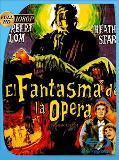 El Fantasma De La Opera (1962) HD [1080p] Castellano [GoogleDrive] SilvestreHD