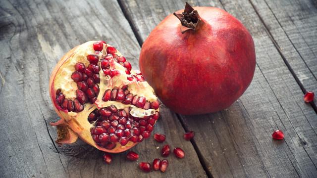 Gambaran buah delima