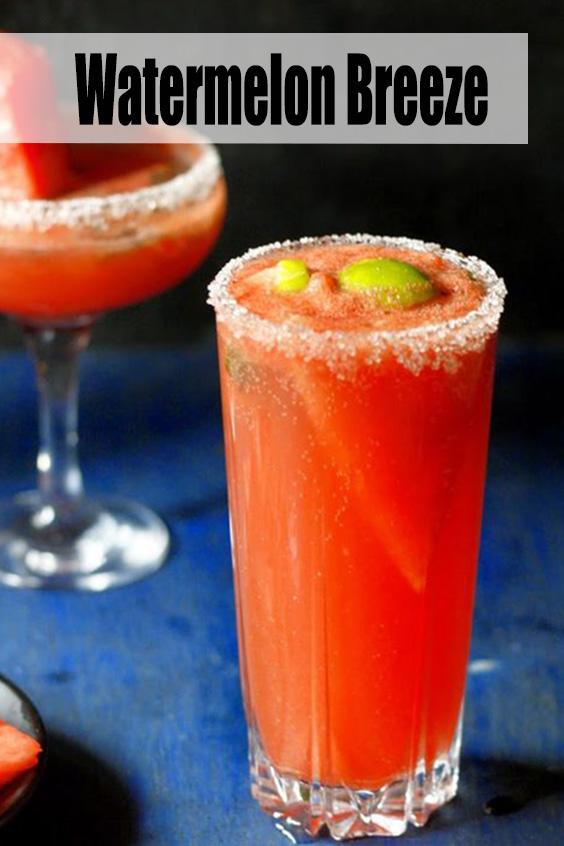 The Best Watermelon Breeze Recipe