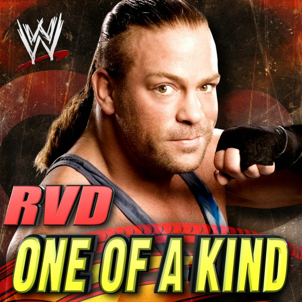 Breaking Point - WWE: One of a Kind (Rob Van Dam) - Single Cover