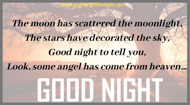Good Night Wishes Images | good night pic