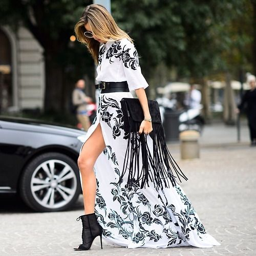 Street style and couture eye candy