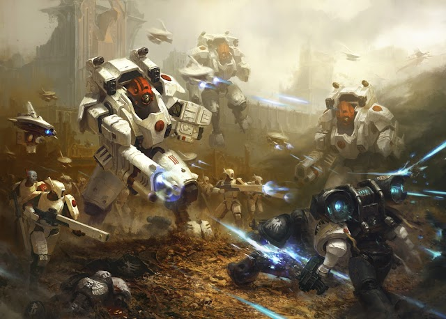 Chapter Approved Details: Tau, Orks, and Necrons