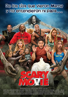 Póster: Scary Movie 5 (Malcom D. Lee, 2.013)