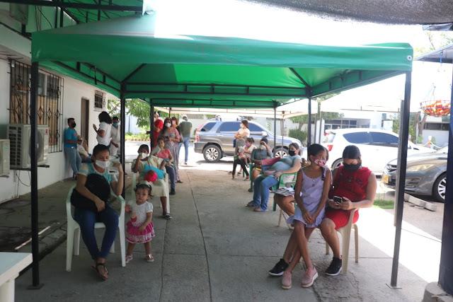 hoyennoticia.com, Con 1566 dosis aplicadas, concluyó III Jornada Nacional de vacunación en Riohacha