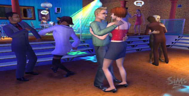 Sims 2 Relationships
