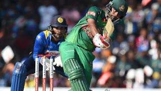 Tamim Iqbal 127 - Sri Lanka vs Bangladesh 1st ODI 2017 Highlights