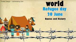 World refugee day quotes hindi