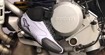 Os melhores calçados para pilotagem