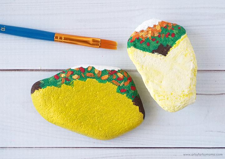 Taco Rocks Sour Cream