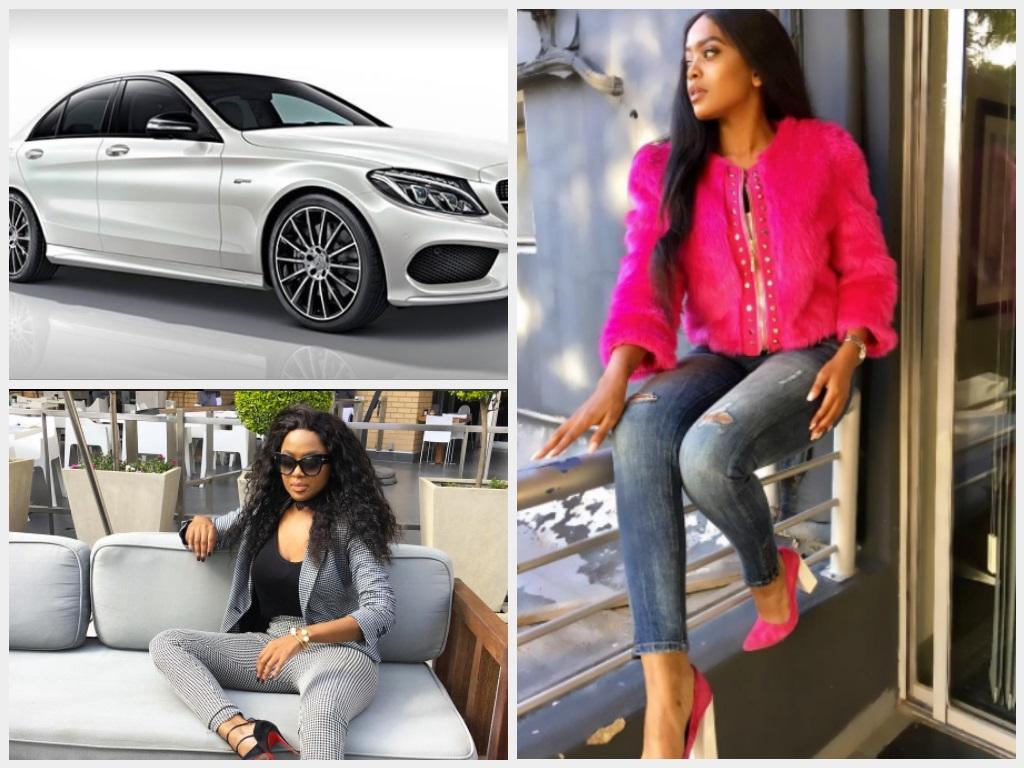 Lerato Kganyago gets herself a new ride - ZAlebs