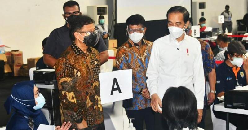 Melalui Koordinasi Dewan Pers, Awak Media Jalani Vaksin Covid-19