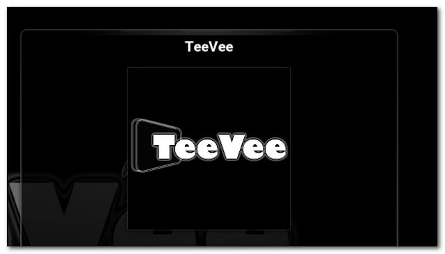 TeeVee Addon