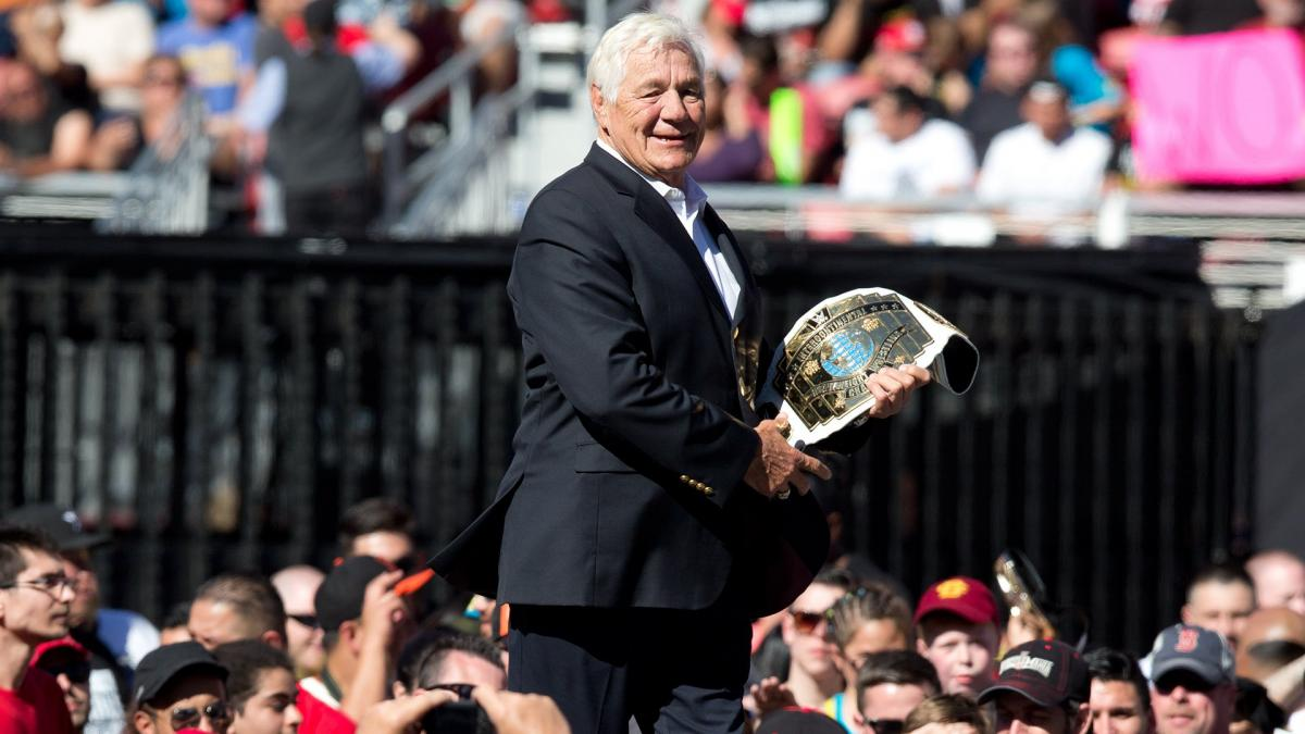 WWE Hall Of Famer Pat Patterson morre aos 79 anos