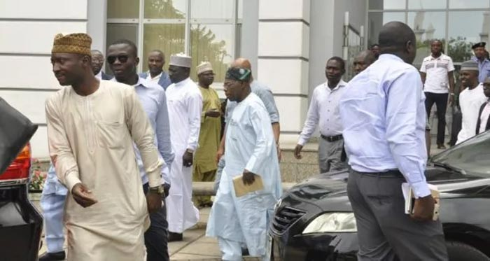 Obasanjo: I haven't joined PDP, never attended Convention Committee meeting