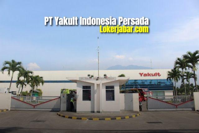 Lowongan Kerja PT Yakult Indonesia Persada 2021