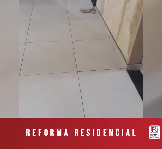 Reforma Residencial RJ