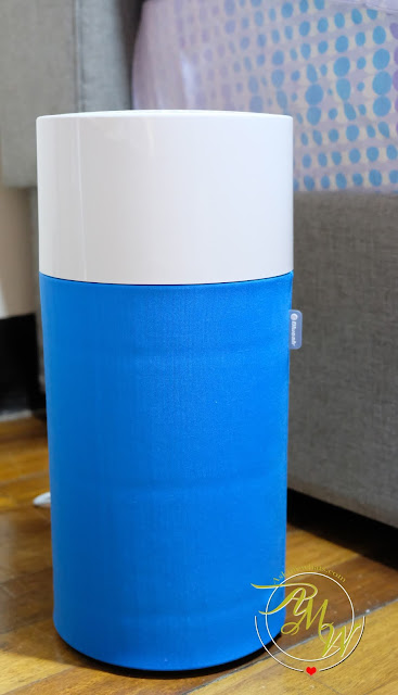 a photo of BLUEAIR Blue Pure 411 Review by Nikki Tiu of askmewhats.com