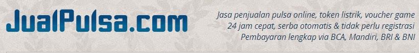 Logo Header Jual Pulsa Online