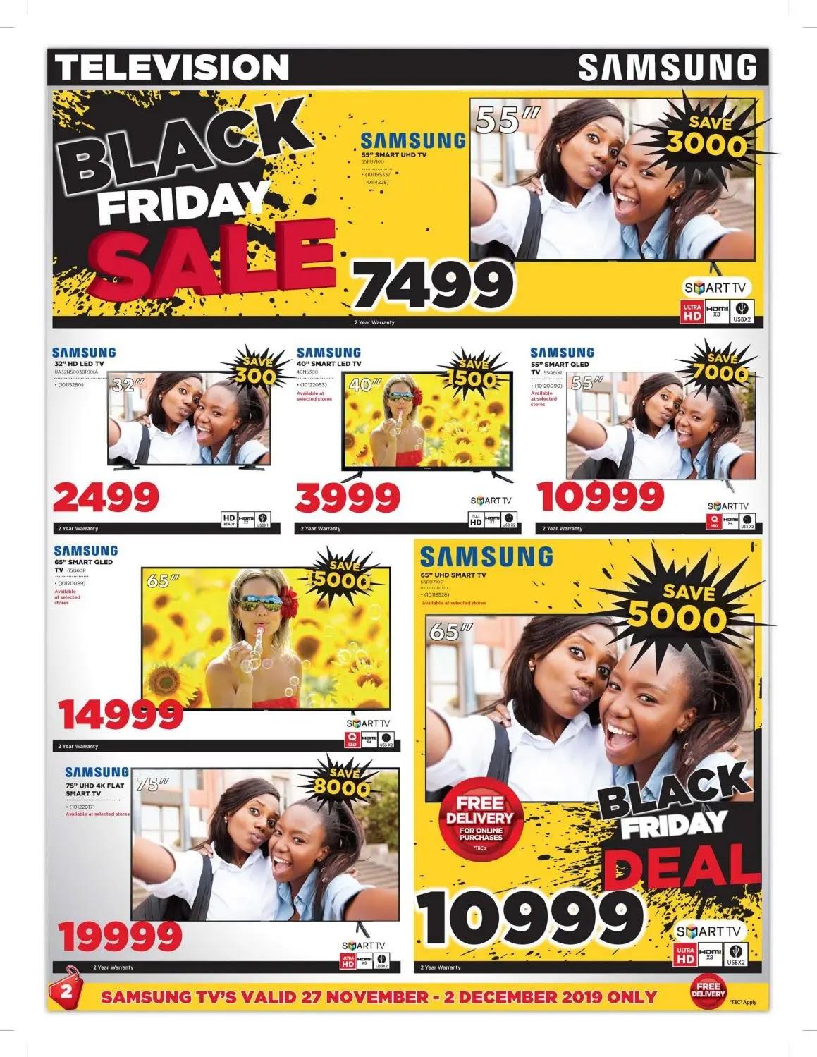 HiFi Corporation Black Friday Deals  Page 2