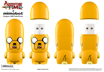 Adventure Time x Mimobot USB Flashdrive Collection - Jake