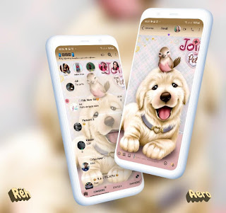 Jolie Pet 2 Theme For YOWhatsApp & Aero WhatsApp By Reh