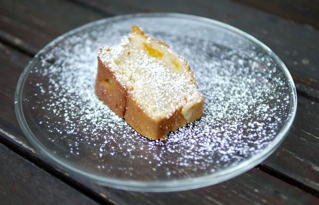 Pfirsichkuchen mit Schmand | Rezept | Backen | Kuchen