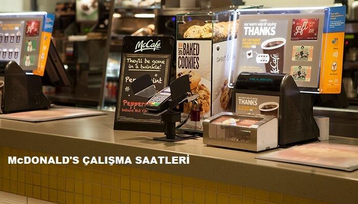 McDonald's Kaçta Açılıyor, Kaçta Kapanıyor? McDonald's Çalışma Saatleri - Kurgu Gücü