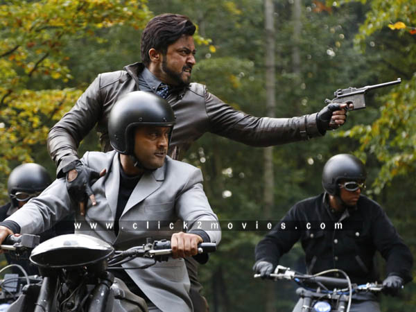 24 Telugu Movie Stills