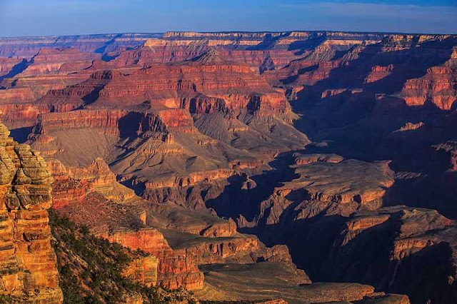 Tebing Grand Canyon