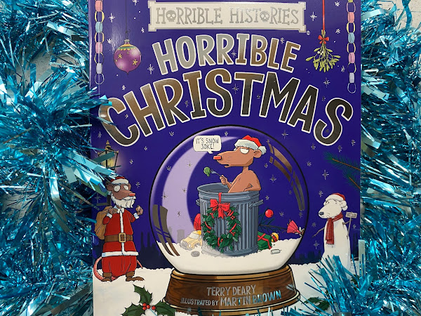 Horrible Histories - Horrible Christmas Book Giveaway