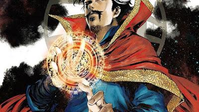 """El 22 de noviembre se lanzara un one-shot precuela basado en la película de Marvel """"Doctor Strange"""""""