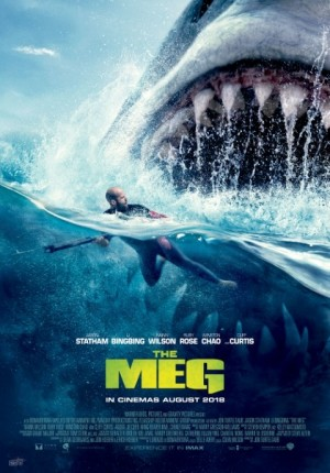 Film The Meg 2018 di Bioskop