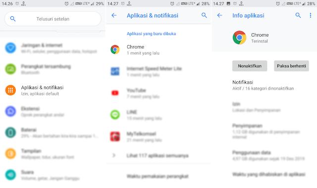 Cara Ampuh Menghilangkan Notifikasi Chrome yang Menganggu di Android