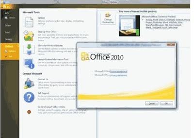 sejarah dan perkembangan office