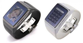 LG-GD910 3G-enabled wristwatch phone