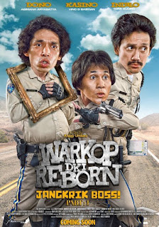 Download Warkop DKI Reborn 2016 Bluray 720p