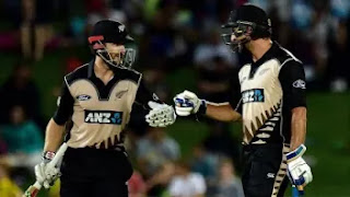 Kane Williamson 73* - New Zealand vs Bangladesh 1st T20I 2017 Highlights