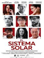 Poster de El sistema solar