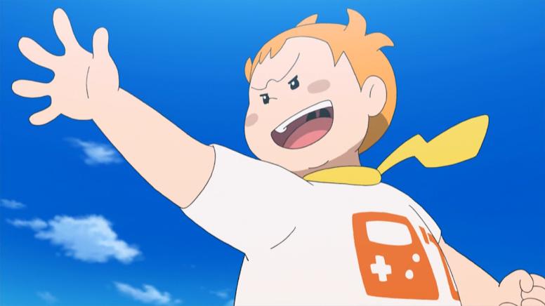 Chris Anime Pokémon