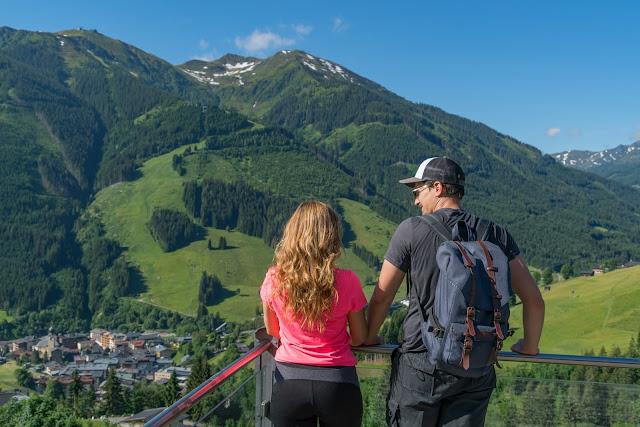 Waldwandern in Saalbach | Wanderung zu den Waldteichen am Maisereck | Saalbach - Maisalm - Wirtsalm - Waldteiche - Spielberghaus - Saalbach | Wandern-SalzburgerLand 01