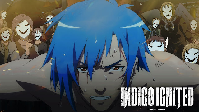 Indigo Ignited anime