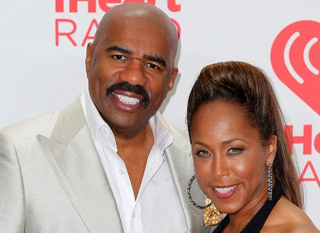 Steve Harvey's Wife Played A Fast One On Him On April Fools Day