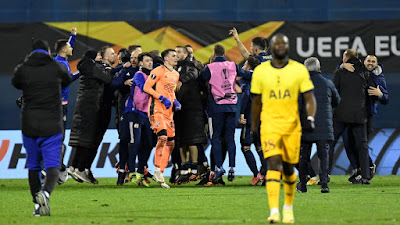 Tottenham's Europa League Campaign Comes to an end