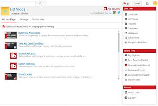 tubebuddy youtube extension