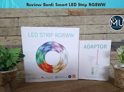 Review Produk Bardi Smart LED Strip