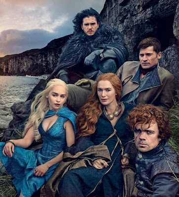Serie. Game of Throne.