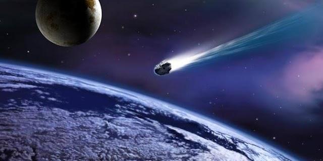 3 Jenis Asteroid yang Membahayakan Bumi